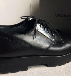 Vagabond ботинки кожа 37