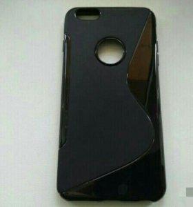 Чехол-бампер для iPhone 6 plus/6s plus, новый