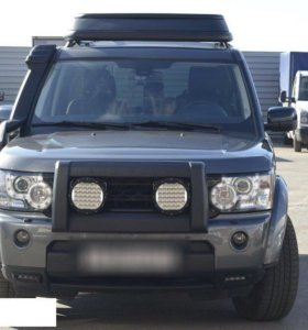 Land Rover Discovery 4, BLACK EDITION, 3,0 дизель