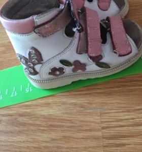 Обувь ортопедическая 14 см бу