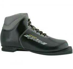 Ботинки для беговых лыж р. 34 и 39