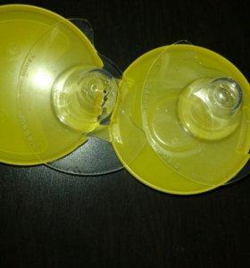 Накладки на грудь для кормления Medela 24 мм