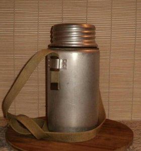 фляга алюминевая (2 литра)