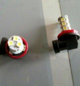 Лампы диодные Н11
