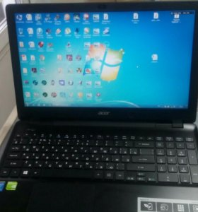 Игровой ноутбук Acer E5-571G-34SL