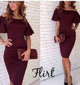 Шикарное ,новое платье !по размеру не подошло