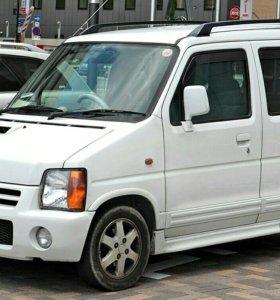 Акпп Suzuki wagon r+