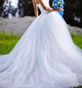 Свадебное платье MALINELLI (салон To be bride)