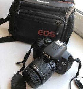 Canon 650 d фотоаппарат