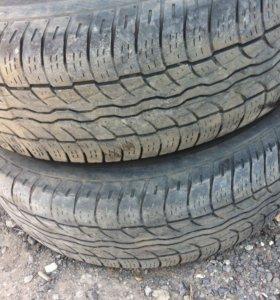 Б/У шины BRIDGESTONE DUELER 225/70 R16