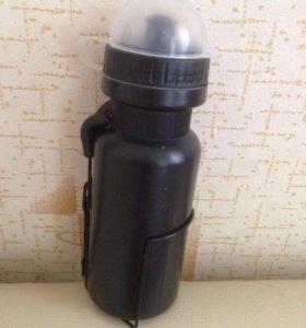 Бутылочка с креплением