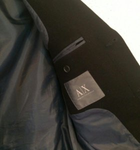 Пальто мужское Armani