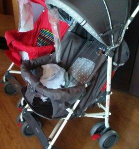 Новые прогулочные коляски Balu