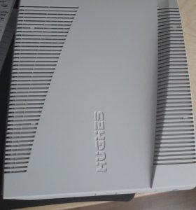 Спутниковый маршрутизатор Hugnes HN9200