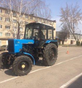 Права на трактор, квадроцикл