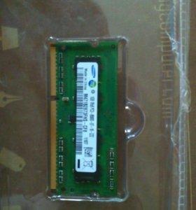 ОЗУ Samsung DDR3 SO-DIMM M471B2873FHS-CF8
