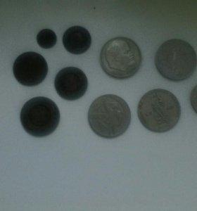Монеты юбилейные и не только