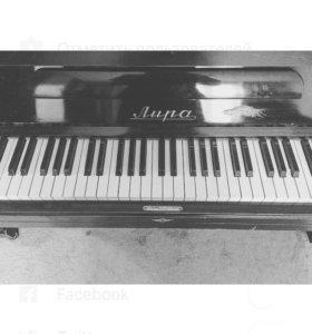 """Пианино """"Лира"""" 🎶"""