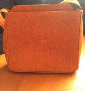 Кожаная сумка Тайланд