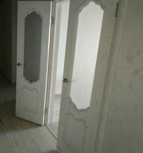 Межкомнатные двери (семь полотен).Самовывоз, торг.