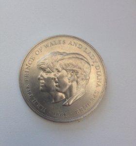 Монета Великобритании