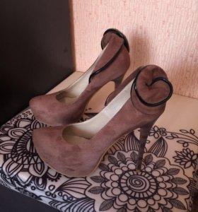 Вечернии туфли, новые