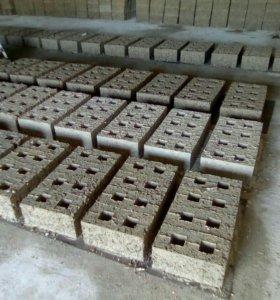 Блоки арболитовые