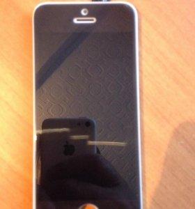 На IPhone 5 s экран ,сенсор