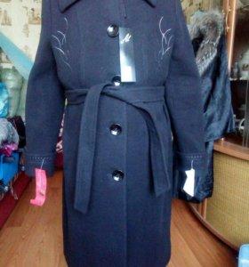 Пальто женское новое демисезонное