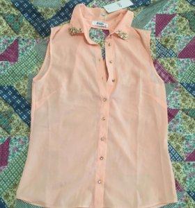 Новая блуза,р.42-44