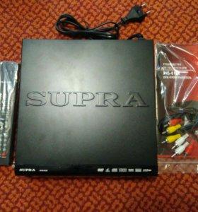 DVD плеер SUPRA DVS-013X