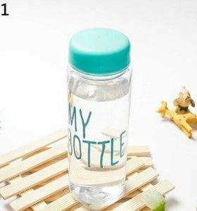 Бутылочка под воду