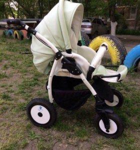 Детская коляска Индиго Сларо 2в1