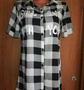 Рубашка размер 44 новая