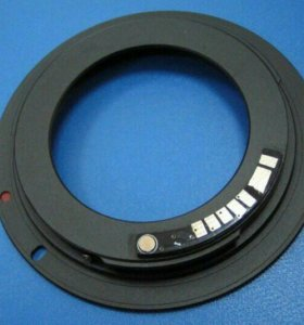 Переходник EOS-M42 на Canon
