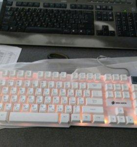 Клавитура с подсветкой