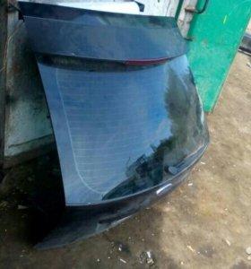 Форд Фокус 2 крышка багажника хэтчбек