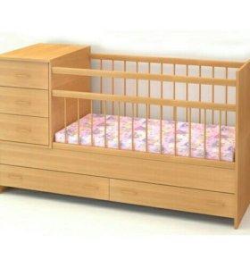 Кровать трансформер