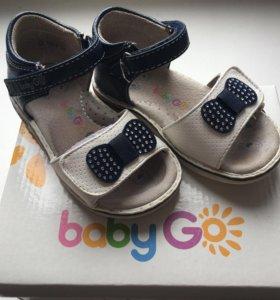 Туфли Baby Go