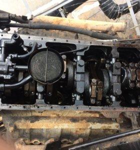 Продам блок ямз 238 с коленвалом ремонтным ш1к3