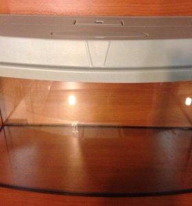 Аквариум панорамный (гнутое стекло ) 105л с кр