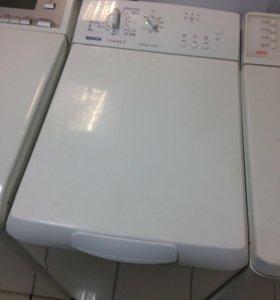 Вертикальная стиральная машина Bosch