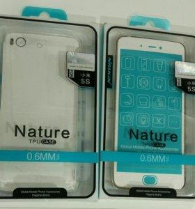 Бампер на Xiaomi mi5s