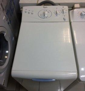 Вертикальная стиральная машина вирпул