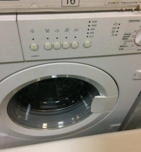 Встраиваемая стиральная машина Bosch Logic