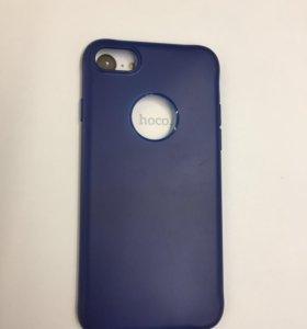 Ультратонкий силиконовый чехол iPhone 7