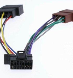 Разъём для автомагнитол Sony
