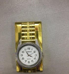 Новые часы - зажигалка