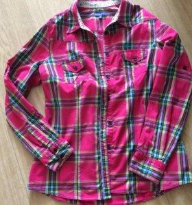 Рубашка и юбка 46-48р