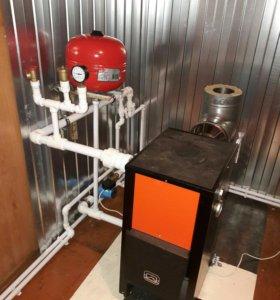 сантехнические работы отопление водопровод каналиц